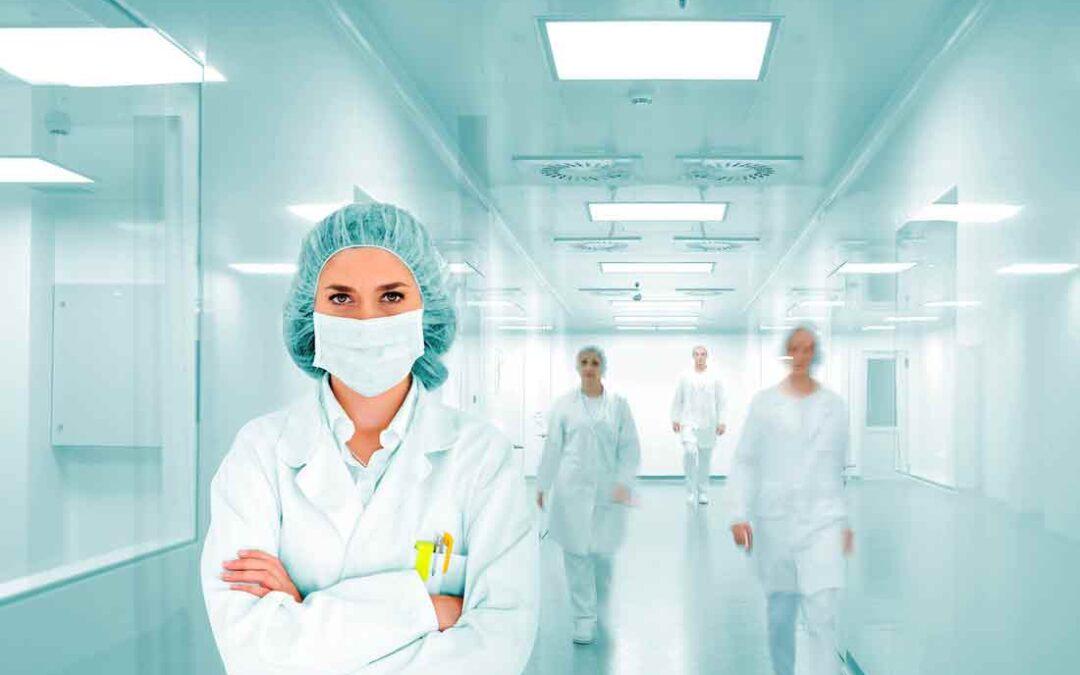 Le nuove misure di sanificazione di uno studio medico specialistico